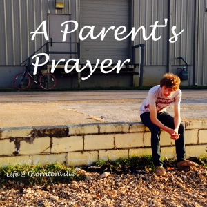 parent's prayer