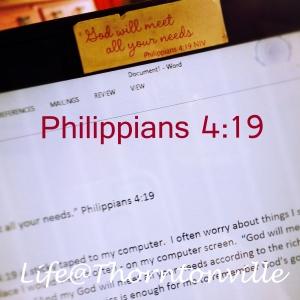 Philippians4.19